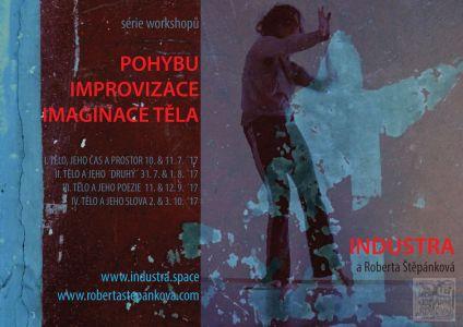Industra Pohyb Imaginace Improvizace