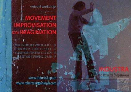 Industra Pohyb Imaginace Improvizace ENG